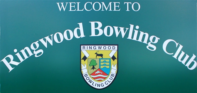 Welcome to Ringwood Bowling Club